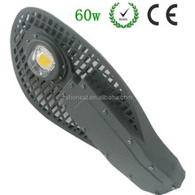 60w led street light IP65 good heat dissipation aluminum housing