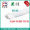Wholesale high lumen CE RoHS approval aluminum base t5 led ring light tube