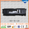 factory direct sell Compatible Toner Cartridge TK-120/121/122/123/124 For Kyocera PRINTER Machine FS-1030