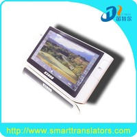 latest professional kids preschool learning machine digital tablet ST850