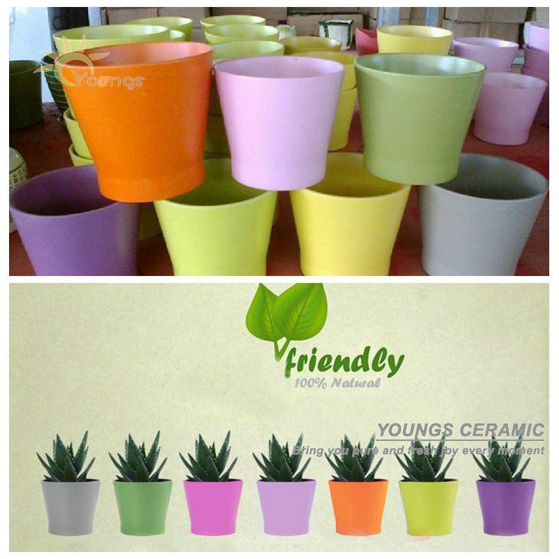 Wholesale Decorative Mini Chinese Ceramic Garden Flower