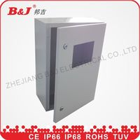 high quality IP66 electrical panel boxboard/waterproof control box
