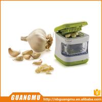 Hot selling garlic cutter hot sale garlic root cutting machine