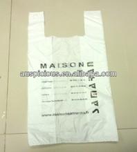 Australian Export Cornstarch Biodegradable Side Gusset Plastic Bag