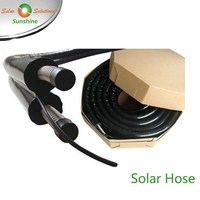 AEROFLEX tube with stainless steel pipe solar hose