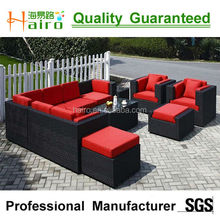 2013 new design wholesale rattan wicker furniture HR1100
