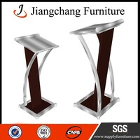 Stainless Steel Western-Style Church Pulpit JC-JT08