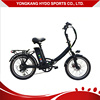 Foldable New Model Aluminum Alloy Electric Racing Bike