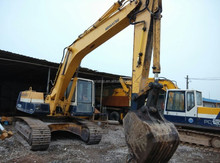 Used Cheap Japan Excavator PC200,PC200-5