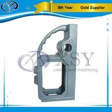 painting die casting aluminium part