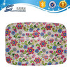hot promotion gift plastic small flower plastic serving tray