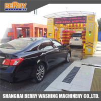 Berry automatic car wash equipment tunnel