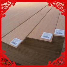 Yuncheng Tianyuan Wooden Bintangor /Okoume Commercial Plywood with Waterproof Glue