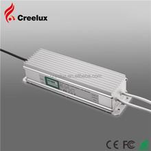 150w 12v/24v waterproof electronic led driver, IP67
