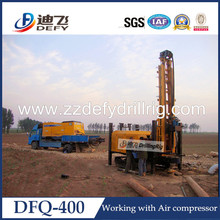 max 400m deep water well ideal drilling machine
