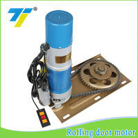 Taiheng Taiwan technology rolling door motor remote control electric roll up garage door motor