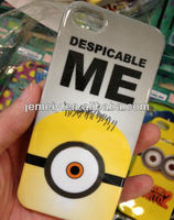 Despicable Me Minions 360 Protection Rubber case cover For Various Mobile Phones