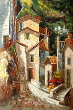 Hand painted oil painting good price