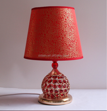 red home goods crystal table lamps