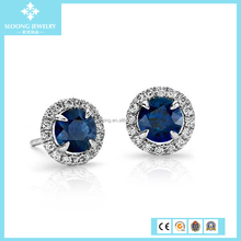 TOP10 best selling AAA CZ Diamond Earring, 925 Sterling Silver Earring, Most Popular Earrings Woman