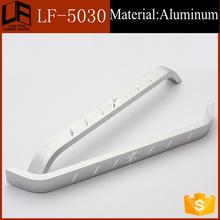 furniture outdoor antiqe handle, space aluminum shell knob