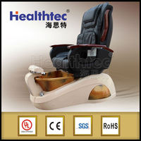 beauty and health care recliner massage pedicure chair with shiastu massage