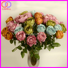 good selling natural touch chocolate rose