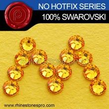 Swarovski Elements Fashionable Jewelry Sun Flower (292) 16ss Flat Back Crystal Non HotFix