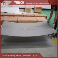 nickel titanium shape alloy sheet/titanium zinc sheet/ta10 titanium sheet 50mm