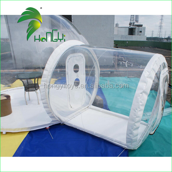 inflatable clear bubble tent (20)