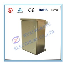 China-made outdoor stainless steel outlet box ip55