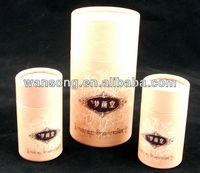 Luxury packaging box kraft paper tea box