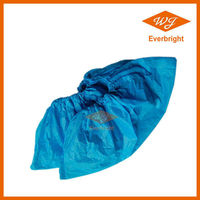 Hot sale of plastic rain shoe covers with all colors