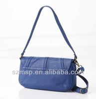 first grade cowhide leather fish pattern flip lady handbag stock multifunction shoulder /girl cross bag