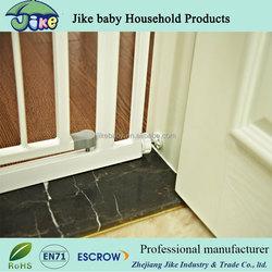 Super Wide Walk Thru Baby Child Toddler Pet Dog Door Hallway Stairs Safety Gate