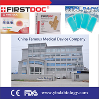 2015 Free Sample disposable sterile wound dressing medical equipment company