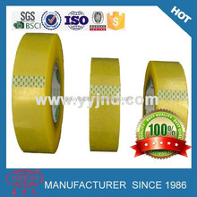 yellowish acrylic carton sealing tape