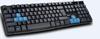 New professional 3 color backlit Ergonomic Gaming Keyboard USB laser Backlight Keyboard
