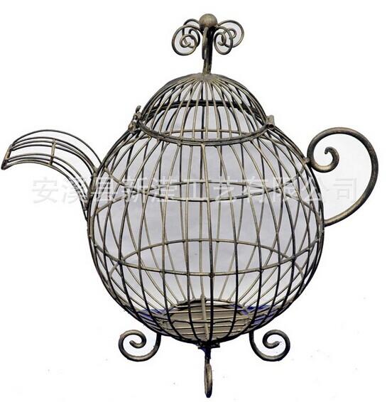 Decoratieve vogelkooi witte decoratieve vogelkooi koop goedkope kleine decoratieve vogelkooi - Leuningen smeedijzeren patio ...