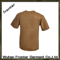 Breathable khaki cotton army navy t shirts