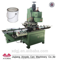 1-24L cans metal paint oil can food sealing machine