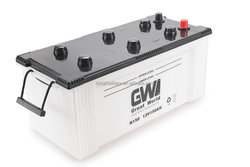 GW Hot selling china 150AH car battery 12V lead acid hybrid rechargeable MF car battery