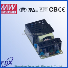 Meanwell open frame led driver with PFC PLP-45-24