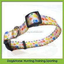 Lianhang CARTOON pet products smart dog, TPU dog collar for pet,large
