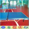 indoor table tennis/ roller skating pvc/vinyl sports flooring rolling