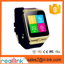 Smart watch with camera for iphone smart watch 1.5'' LG screen unlocked smart watch mobile phone