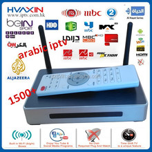 2015 free tv channels 1500+ set top hd800 android xbmc arabic iptv box no monthly payment