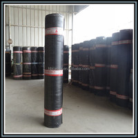 Polymer basement APP bitumen waterproofing membranes