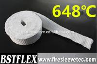 Reduce temperature vibration Ceramic Fiber Motorcycle Exhaust Wrap