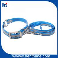 New Nesign Waterproof TPU Pet Dog Collar and Leash wholesaler